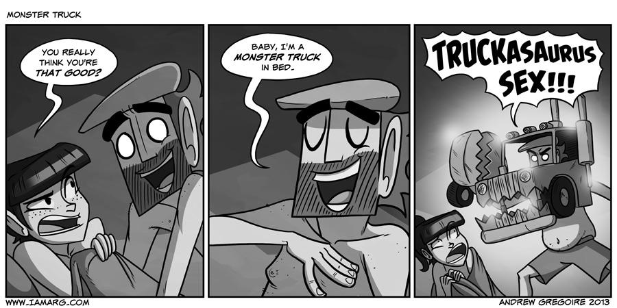 Monster jam sex