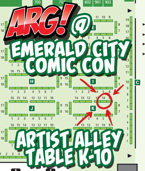 ARG @ ECCC Mar 28th-30th!