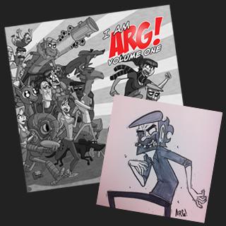 I am ARG! Volume One