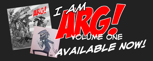 I am ARG Volume One on sale NOW!